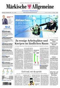 Märkische Allgemeine Zossener Rundschau - 12. September 2017