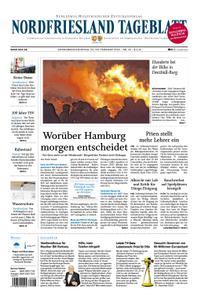 Nordfriesland Tageblatt - 22. Februar 2020