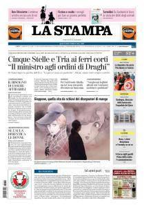 La Stampa Imperia e Sanremo - 21 Luglio 2018
