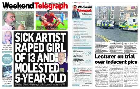 Evening Telegraph First Edition – February 22, 2020