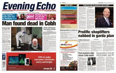 Evening Echo – December 20, 2017