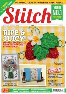 Stitch Magazine - August-September 2021