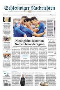 Schleswiger Nachrichten - 21. Oktober 2019