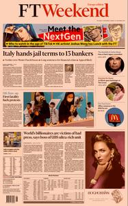 Financial Times Europe – 09 November 2019