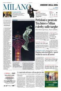 Corriere della Sera Milano - 11 Novembre 2017