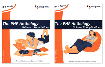 SitePoint - The PHP Anthology (Two Ebooks) - REPOST
