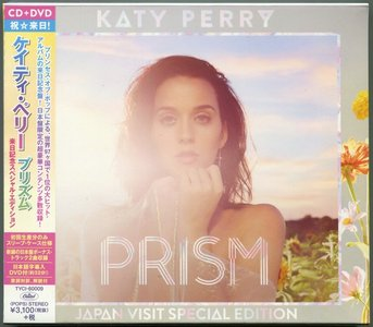 Katy Perry - Prism: Japan Visit Special Edition (2014)