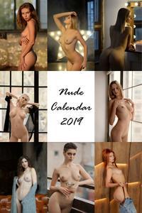 Nude Calendar 2019