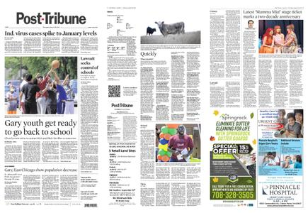 Post-Tribune – August 26, 2021