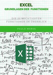 Excel Grundlagen der Funktionen
