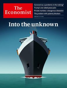 The Economist Middle East and Africa Edition – 01 February 2020