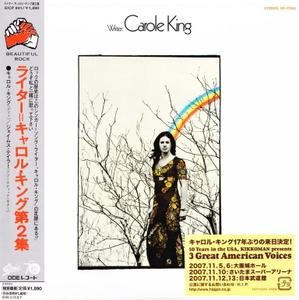 Carole King - Writer (1970) [2007, Japan] {Paper Sleeve Collection}