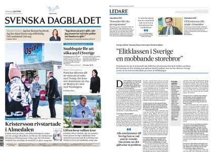 Svenska Dagbladet – 02 juli 2018