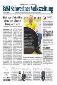 Schweriner Volkszeitung Hagenower Kreisblatt - 24. April 2019