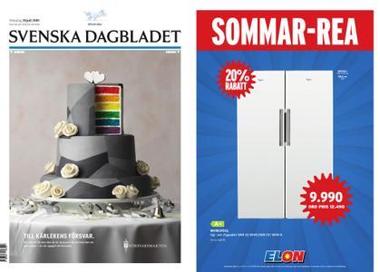 Svenska Dagbladet – 29 juli 2019
