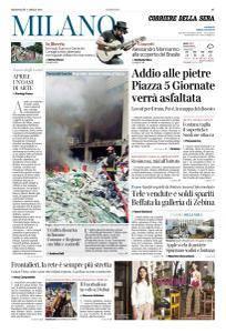 Corriere della Sera Milano - 4 Aprile 2018