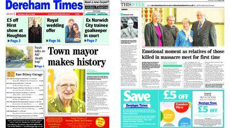 Dereham Times – May 17, 2018