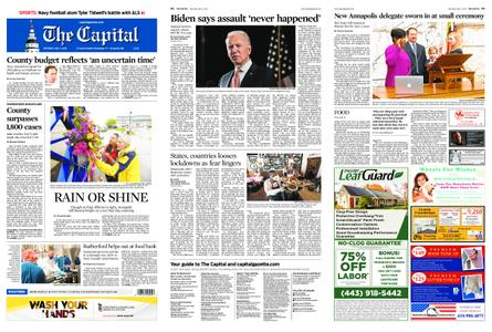 The Capital – May 02, 2020