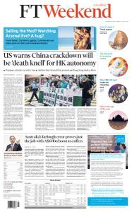 Financial Times Asia - May 23, 2020
