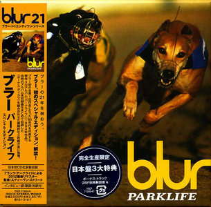 Blur - Parklife (1994) 2CD Japanese Special Edition 2012 [Re-Up]