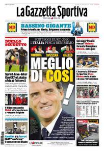 La Gazzetta dello Sport – 01 dicembre 2019