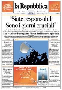 la Repubblica - 19 Marzo 2020