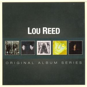 Lou Reed - Original Album Series (2013) [5CD Box Set]