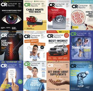 Consumer Reports - Full Year 2019 Collection