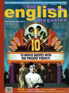 Hot English Magazine • Audio Edition • Number 207 • August 2019