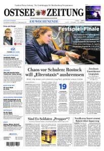 Ostsee Zeitung Wolgast - 16. September 2017