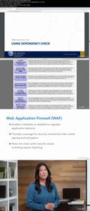 OWASP Top 10: #9 Components with Known Vulnerabilities and #10 Insufficient Logging and Monitoring