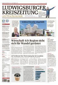 Ludwigsburger Kreiszeitung - 16. September 2017