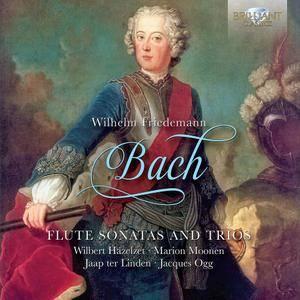 Wilhelm Friedemann Bach - Flute Sonatas and Trios (2014)