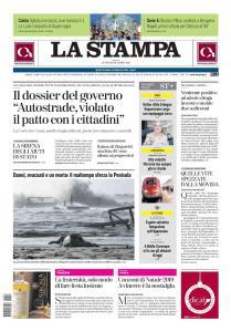La Stampa Imperia e Sanremo - 23 Dicembre 2019