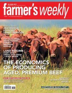 Farmer's Weekly - 30 June 2017