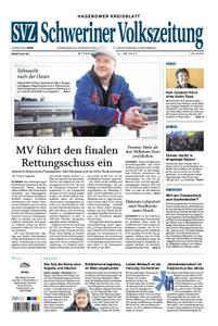 Schweriner Volkszeitung Hagenower Kreisblatt - 30. Januar 2019