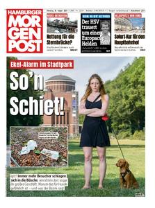 Hamburger Morgenpost – 18. August 2020