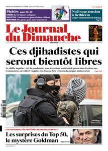 Le Journal du Dimanche - 24 décembre 2017
