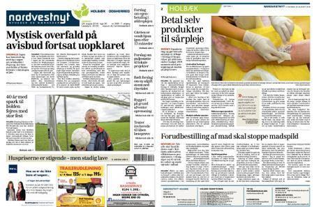Nordvestnyt Holbæk Odsherred – 29. august 2018