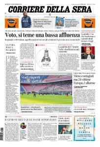 Corriere della Sera – 20 settembre 2020