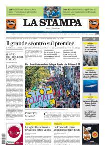 La Stampa Imperia e Sanremo - 25 Agosto 2019