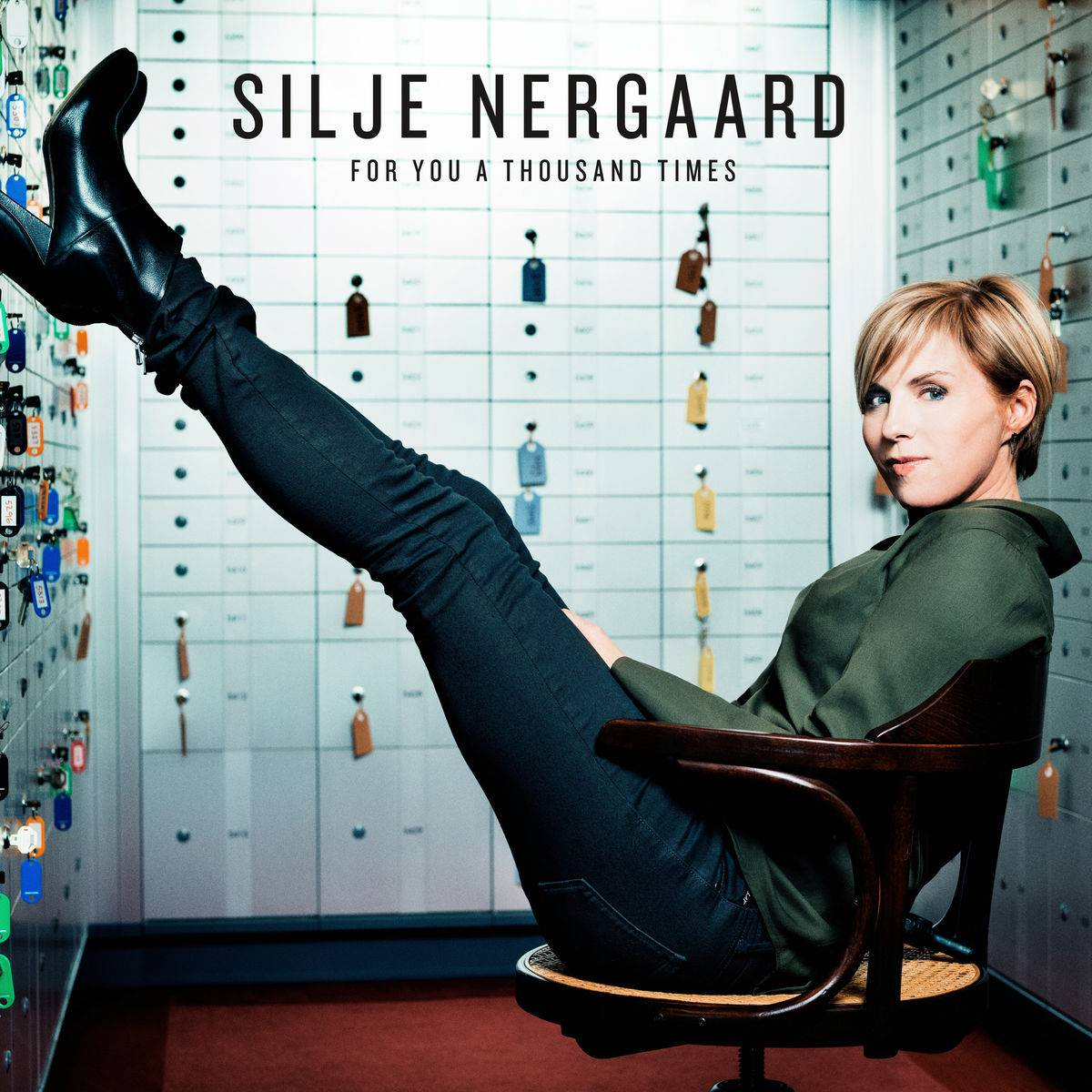 Silje Nergaard - For You a Thousand Times (2017) [Official Digital Download 24/96]