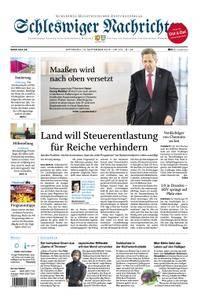 Schleswiger Nachrichten - 19. September 2018