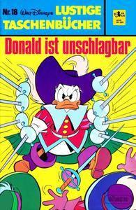 018478 Description Lustiges Taschenbuch 001  479 LTB 018   Donald ist Unschlagbar 1 Auflage cbr 79 60 GB