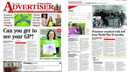 The Herts Advertiser – May 16, 2019