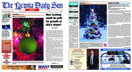 The Laconia Daily Sun – December 24, 2019