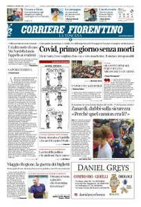 Corriere Fiorentino La Toscana – 21 giugno 2020