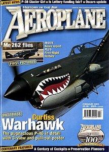 Aeroplane Monthly - February 2003
