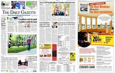 The Daily Gazette – September 19, 2017
