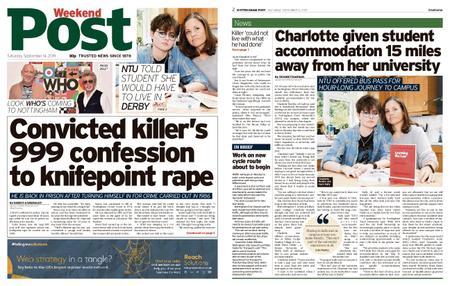 Nottingham Post – September 14, 2019